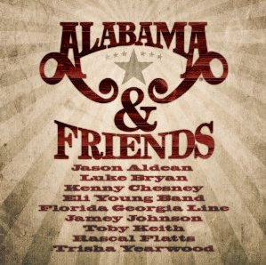 Alabama & Friends - Alabama & Friends.PNG